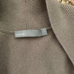 Vince Sweaters - Vince dropped shoulder cardigan